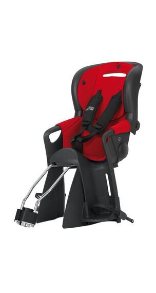 Römer Britax Jockey Comfort fietsstoeltje rood/zwart